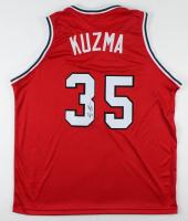 Kyle Kuzma Signed Jersey (JSA COA) at PristineAuction.com