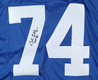 """Bob Lilly Signed Jersey Inscribed """"HOF 80"""" (JSA Hologram) at PristineAuction.com"""
