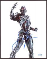 "James Spader Signed ""Avengers: Age of Ultron"" 8x10 Photo (AutographCOA COA) at PristineAuction.com"