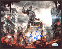 "James Spader Signed ""Avengers: Age of Ultron"" 8x10 Photo (AutographCOA COA) at PristineAuction.com"