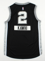 Kawhi Leonard Signed Spurs Jersey (JSA COA) at PristineAuction.com