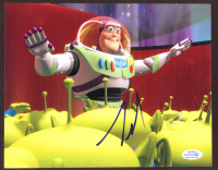 "Tim Allen Signed ""Toy Story"" 8x10 Photo (AutographCOA COA) at PristineAuction.com"