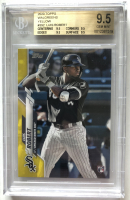 Luis Robert 2020 Topps Walgreens Yellow #392 (BGS 9.5) at PristineAuction.com