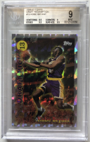 Kobe Bryant 1996-97 Topps Draft Redemption #13 (BGS 9) at PristineAuction.com