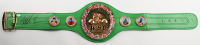 Mike Tyson Signed Full-Size WBC Heavyweight Championship Belt (JSA COA & Fiterman Hologram) at PristineAuction.com
