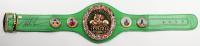 Mike Tyson Signed Full-Size WBC Heavyweight Championship Belt (JSA COA & Fiterman Hologram) at PristineAuction.com