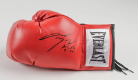 Angel Manfredy Signed Everlast Boxing Glove (JSA COA) at PristineAuction.com