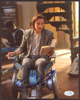 "James McAvoy Signed ""X-Men Apocolypse"" 8x10 Photo (AutographCOA COA) at PristineAuction.com"