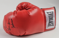 Tom Boom Boom Johnson Signed Everlast Boxing Glove (JSA COA) at PristineAuction.com