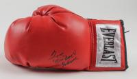 Tom Boom Boom Johnson Signed Everlast Boxing Glove (JSA COA) at PristineAuction.com