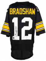 Terry Bradshaw Signed Jersey (JSA COA & Bradshaw Hologram) at PristineAuction.com