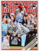 Jonathan Papelbon Signed 2007 Sports Illustrated Magazine (PSA COA) at PristineAuction.com