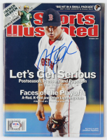 Jonathan Papelbon Signed 2007 Sports Illustrated Magazine (PSA COA) at PristineAuction.com
