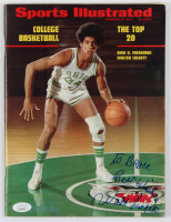"""Walt Luckett Signed 1972 Sports Illustrated Magazine Inscribed """"Best Wishes"""" (JSA COA) at PristineAuction.com"""