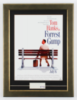 "Tom Hanks Signed ""Forrest Gump"" 16x21 Custom Framed Cut Display (PSA COA) at PristineAuction.com"