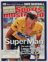 Lance Armstrong Signed 2002 Sports Illustrated Magazine (JSA COA) at PristineAuction.com