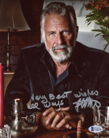 "Jonathan Goldsmith Signed 8x10 Photo Inscribed ""Very Best Wishes All Ways"" (Beckett COA) at PristineAuction.com"