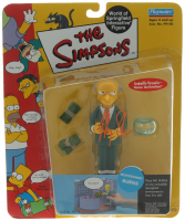 "Harry Shearer Signed ""The Simpsons"" Figurine (PSA Hologram) at PristineAuction.com"