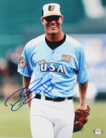 Dylan Bundy Signed Orioles 11x14 Photo (PSA COA) at PristineAuction.com