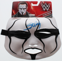 Sting Signed WWE Mask (Beckett COA) at PristineAuction.com