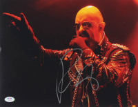 Rob Halford Signed Judas Priest 11x14 Photo (PSA COA) at PristineAuction.com