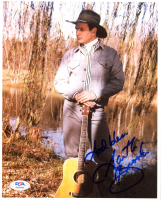 "Garth Brooks Signed 8x10 Photo Inscribed ""God Bless"" (PSA Hologram) at PristineAuction.com"