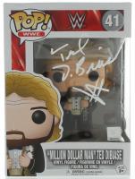 "Ted DiBiase Signed ""WWE"" Million Dollar Man #41 Funko Pop! Vinyl Figure Inscribed ""$"" (PSA Hologram) at PristineAuction.com"