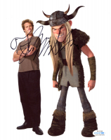 "T.J. Miller Signed ""How to Train Your Dragon"" 8x10 Photo (AutographCOA COA) at PristineAuction.com"