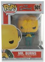 "Harry Shearer Signed ""The Simpsons"" Mr. Burns #501 Funko Pop! Vinyl Figure (PSA Hologram) at PristineAuction.com"