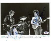 "Daryl Hall & John Oates Signed ""Hall & Oates"" 8x10 Photo (PSA Hologram) at PristineAuction.com"