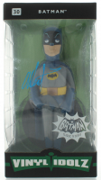 "Adam West Signed ""Batman"" Vinyl Idolz Figurine (JSA Hologram) at PristineAuction.com"