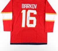 Aleksander Barkov Signed Jersey (Beckett COA) at PristineAuction.com