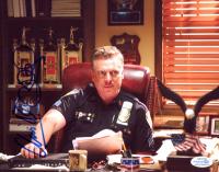 "Christopher McDonald Signed ""Splinterheads"" 8x10 Photo (AutographCOA COA) at PristineAuction.com"