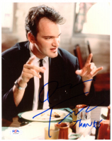 """Quentin Tarantino Signed """"Reservoir Dogs"""" 8x10 Photo Inscribed """"Thanks"""" (PSA Hologram) at PristineAuction.com"""