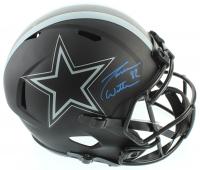 Jason Witten Signed Cowboys Full-Size Eclipse Alternate Speed Helmet (Beckett COA & Witten Hologram) at PristineAuction.com
