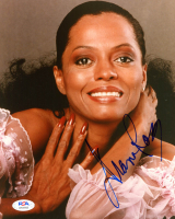 Diana Ross Signed 8x10 Photo (PSA Hologram) at PristineAuction.com