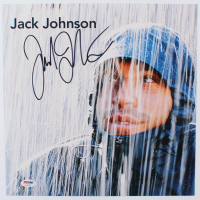 Jack Johnson Signed 12x12 Photo (PSA Hologram) at PristineAuction.com