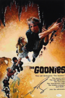 "Josh Brolin Signed 12x18 ""The Goonies"" Photo (JSA COA) at PristineAuction.com"