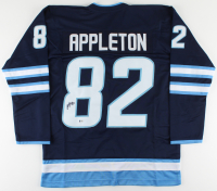 Mason Appleton Signed Jersey (Beckett COA) at PristineAuction.com