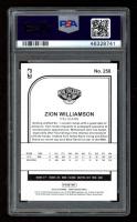 Zion Williamson 2019 Panini Hoops #258 RC (PSA 9) at PristineAuction.com