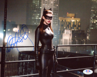 "Anne Hathaway Signed ""The Dark Knight Rises"" 8x10 Photo (PSA Hologram) at PristineAuction.com"
