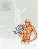 Kelly Kelly Signed 11x14 Photo (Beckett Hologram) at PristineAuction.com