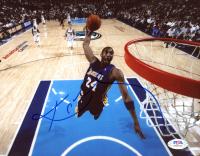 Kobe Bryant Signed Lakers 8x10 Photo - Autograph Graded PSA 10 (PSA LOA) at PristineAuction.com