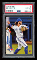 Bo Bichette 2020 Topps #78 RC (PSA 10) at PristineAuction.com