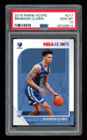 Brandon Clarke 2019-20 Hoops #217 RC (PSA 10) at PristineAuction.com