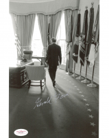 Gerald Ford Signed 8x10 Photo (JSA COA) at PristineAuction.com