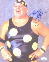 Dusty Rhodes Signed 8x10 Photo (JSA COA) at PristineAuction.com