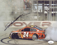 Jeff Gordon Signed NASCAR 8x10 Photo (JSA COA) at PristineAuction.com