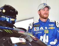 Dale Earnhardt Jr. Signed NASCAR 8x10 Photo (JSA COA) at PristineAuction.com