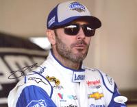 Jimmie Johnson Signed NASCAR 8x10 Photo (JSA COA) at PristineAuction.com